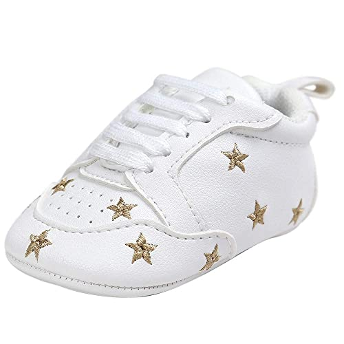 Zapatos de Bebé, LANSKIRT Zapatillas de Deporte Bebé Niño Niña Color sólido Suela Blanda Bordado en Forma de Corazón Zapatos Casuales: Amazon.es: Zapatos y ...