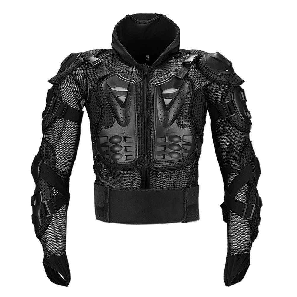 TZTED Motorrad-Ganzkörperpanzerjacke Motocross Racing Spine Brustschutzmantel Mountain Radfahren Skating Snowboard Body Protector