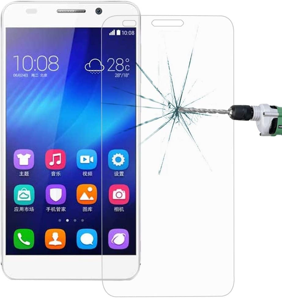 100 PCS 0.26mm 9H 2.5D Tempered Glass Film for Galaxy M20 Clear YINZHI Screen Protector Film