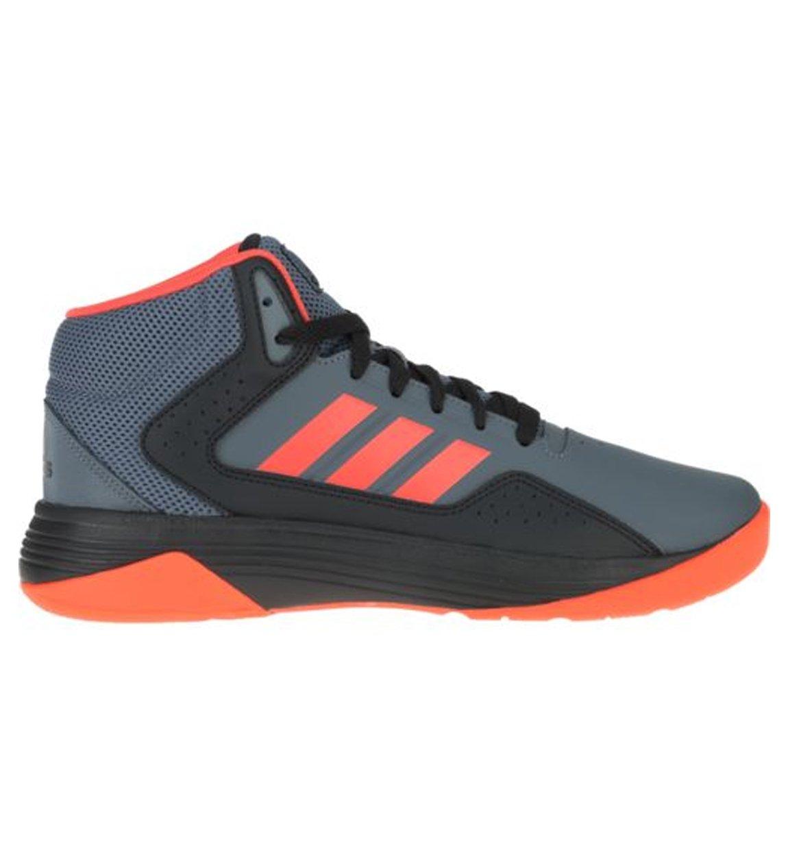 7556880ef74ac Galleon - Adidas Kids Boy s Cloudfoam Ilation (Little Kid Big Kid)  Onix Bright Red Core Black Athletic Shoe