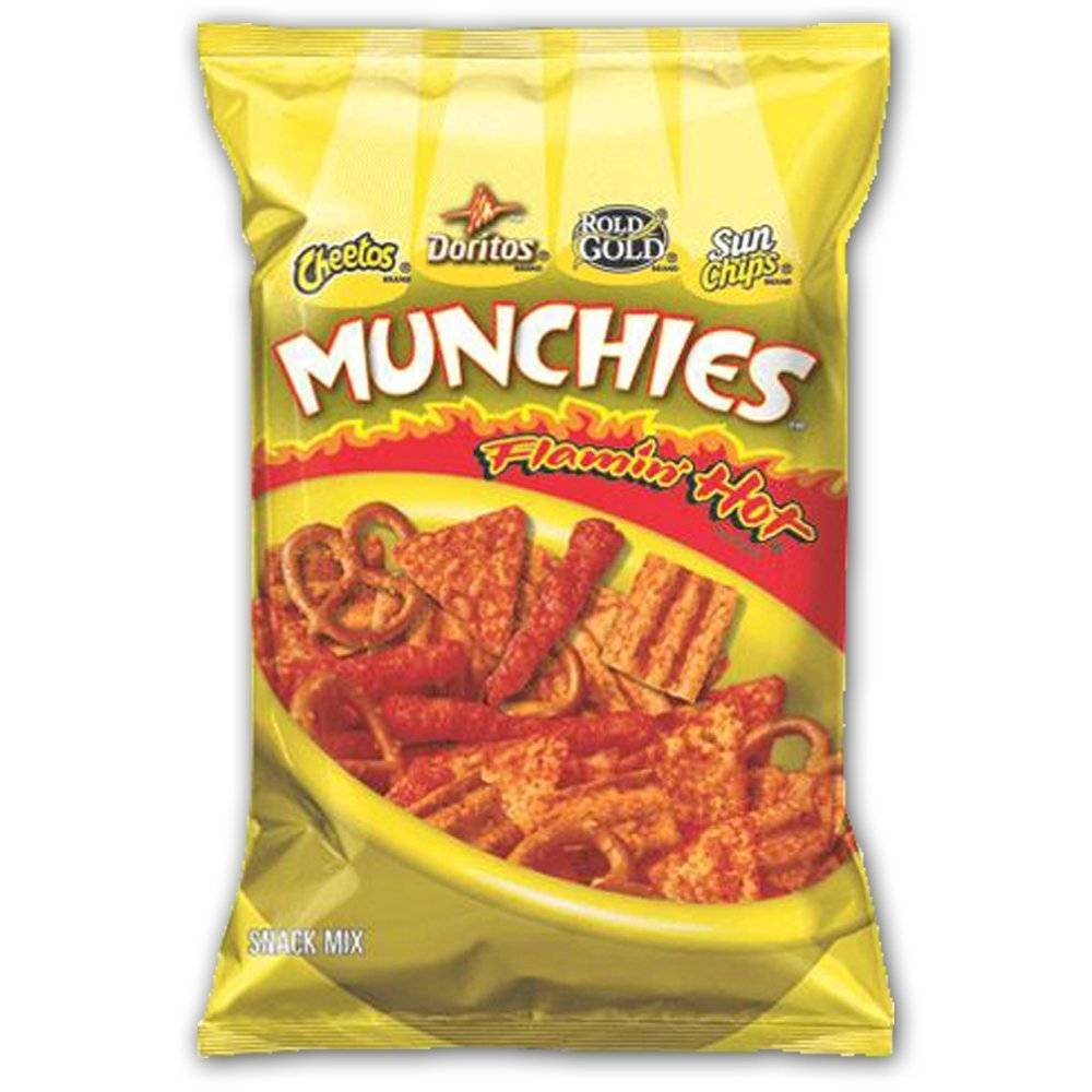 Frito-Lay Munchies Flamin' Hot Snack Mix