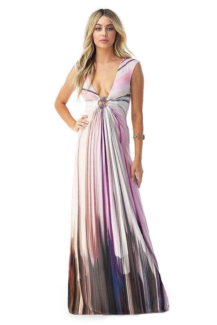 Sky Yanee Maxi Dress Purple