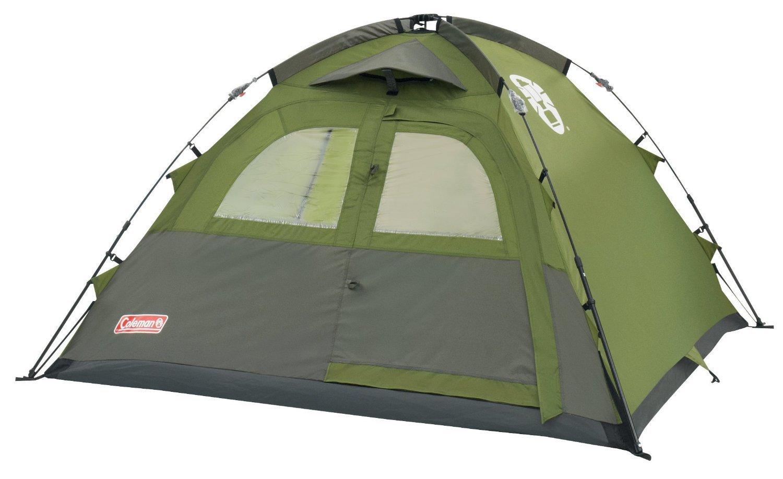 Coleman Instant 5 - Tienda de campaña instantánea, color verde, talla 5 Persons Coleman UK Ltd 2000012694 2000012694_MEHRFARBIG