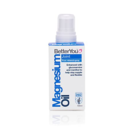 BetterYou Magnesium Oil Joint Spray - Aceite de magnesio (100 ml)