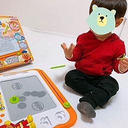 Amazon Co Jp アンパンマン 天才脳らくがき教室 おもちゃ