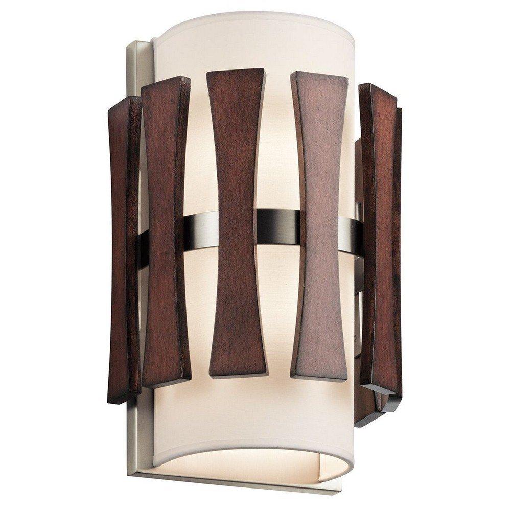 Kichler 43756AUB Two Light Wall Sconce by Kichler