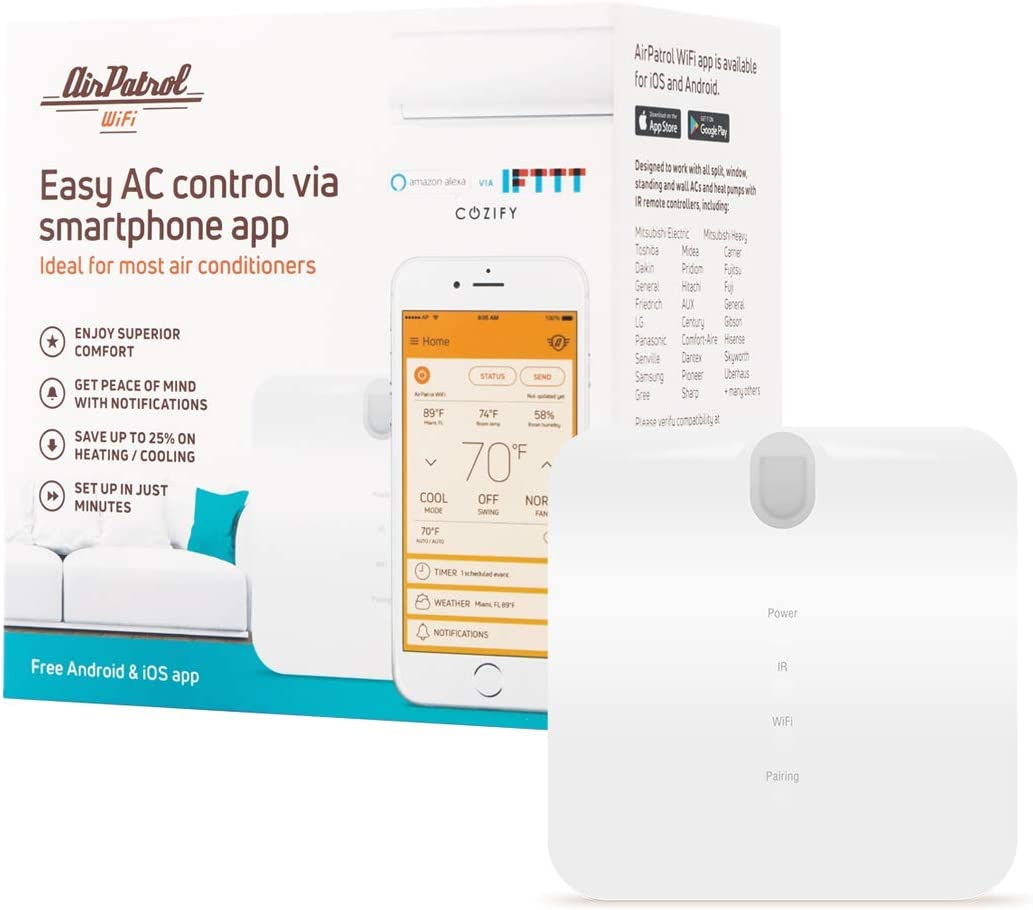Smart Air Conditioner Controller