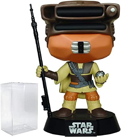 Star Wars: Return of The Jedi – Boushh Leia Funko Pop! Figura de ...