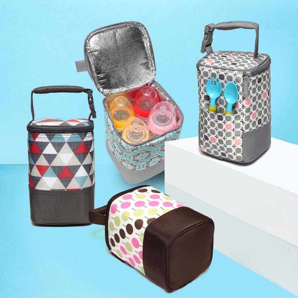 und K/ältehaltung Isolierte f/ür Muttermilch Lagerung Tragbare Babyflaschentasche Thermotasche mit W/ärme
