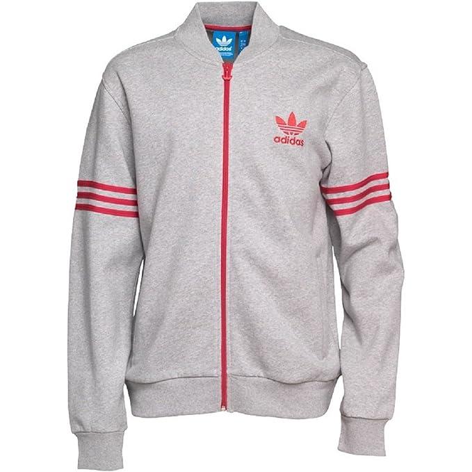 Para hombre New Varsity chaqueta de hípica para niños Adidas ...