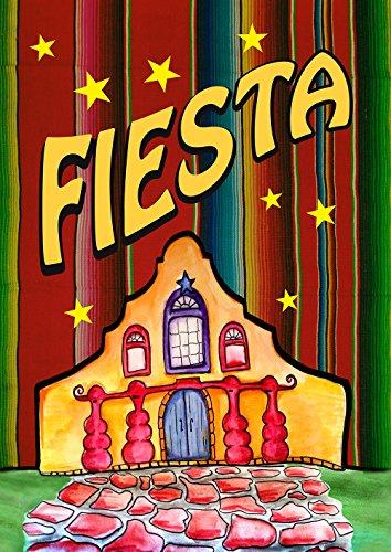 (Toland Home Garden Casa Fiesta 12.5 x 18 Inch Decorative Party Garden)