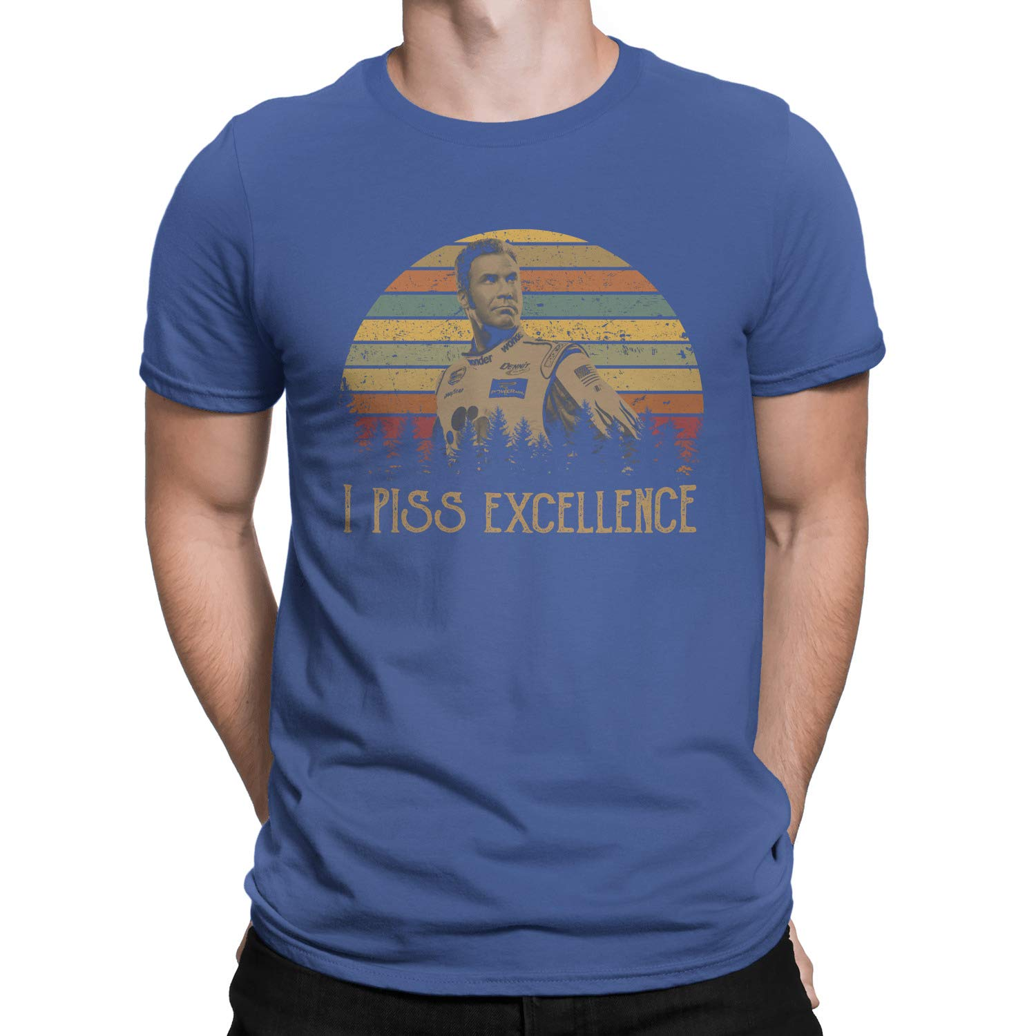 I Piss Excellence Vintage T-Shirt