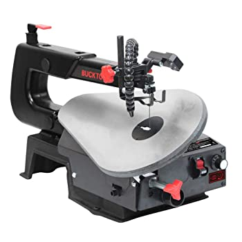 Bucktool 16-Inch Scroll Saw