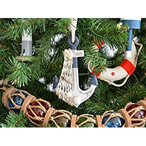 612ojbtTuqL._SS300_ 75+ Anchor Christmas Ornaments
