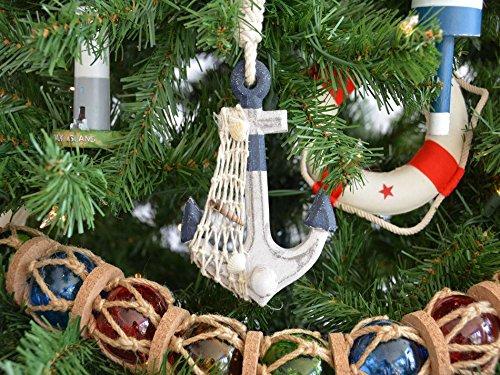 612ojbtTuqL Amazing Anchor Christmas Ornaments