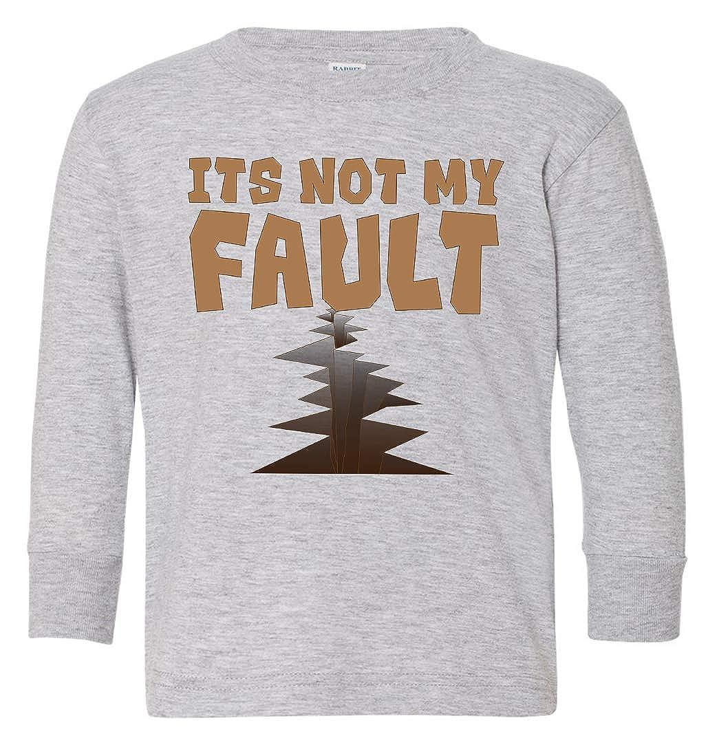 Tenacitee Babys Its Not My Fault Shirt