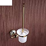 HCP Bathroom hardware accessories/Towel ring/Paper towel holder/Toilet brush/Soap Basket/Clothes hook/Single and double pole towel rack-A