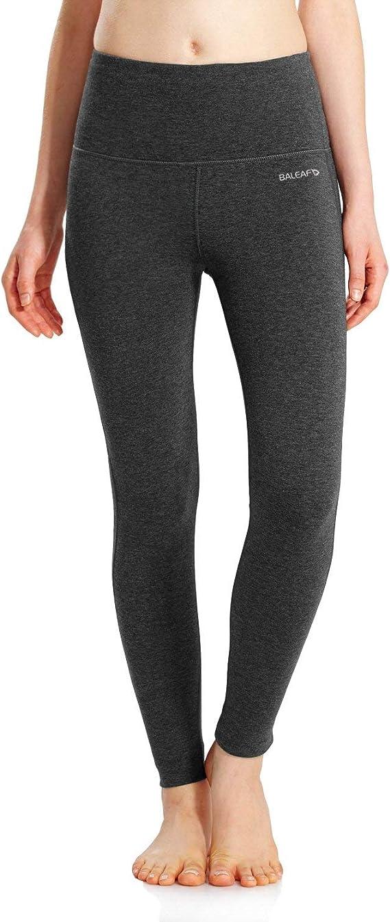 BALEAF Girls Capris Leggings Bootcut Pants Pocket