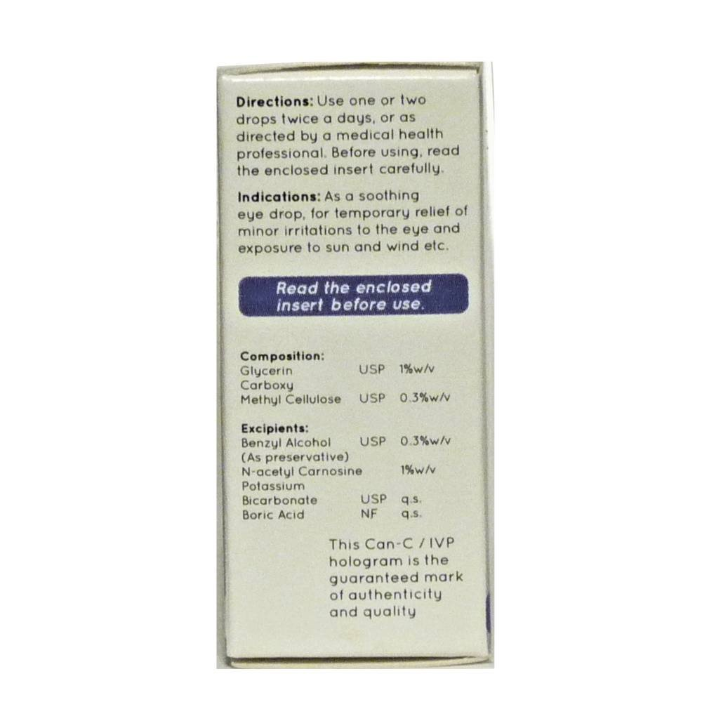 SIGNITEF (eye drops): instructions for use, description, composition and reviews