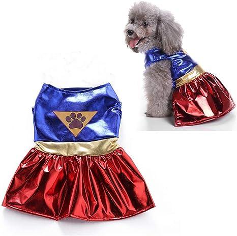JLCYYSS Disfraz De Perro Mascota, Disfraces De Halloween para ...