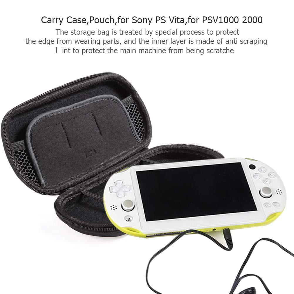 Hillring - Carcasa rígida para Sony PS Vita PSV 1000, color ...