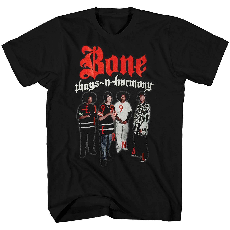 Bone Thugs N Harmony S E 1999 Photo Tshirt
