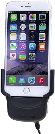 Carcomm CMIC-17 Coche - Soporte (Teléfono móvil/Smartphone, Coche, Soporte pasivo, Negro, Apple iPhone 6 Plus / 6S Plus): Amazon.es: Electrónica