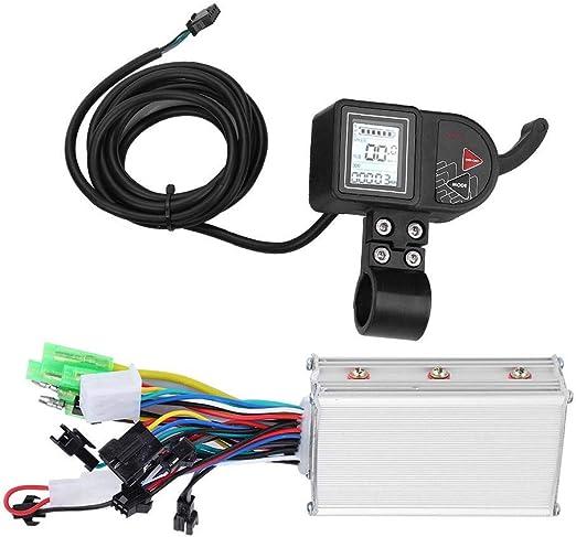 Caredy Controlador del Motor, Kit de ebike, Controlador de Motor ...