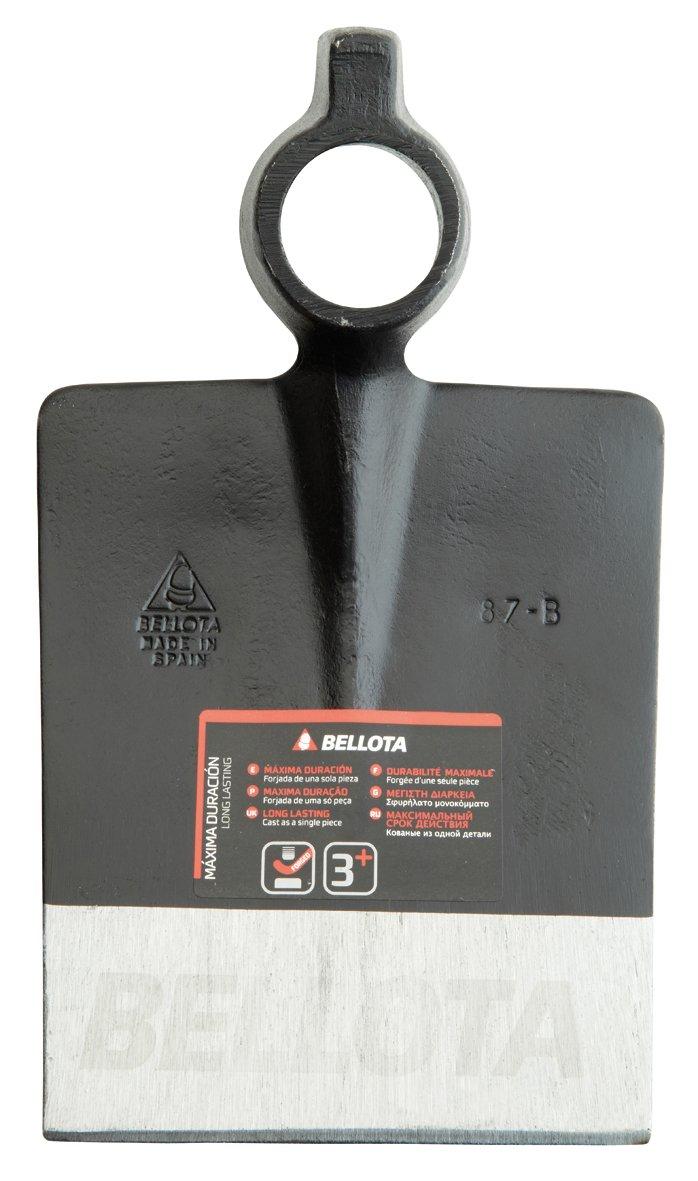 Bellota 87-B - Azada 180 x 135 mm con tocho para romper la costra Bellota Herramientas