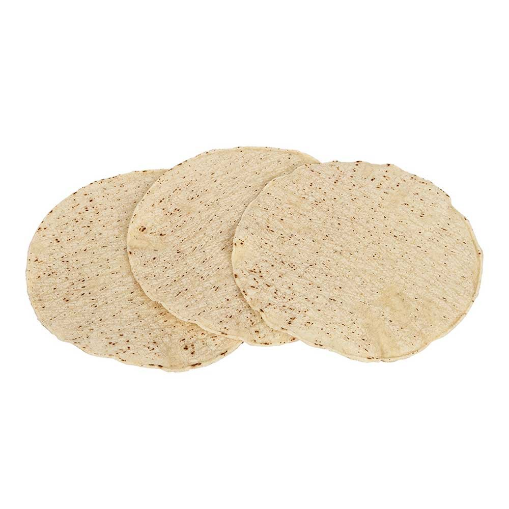 Mission Foods White Corn Tortilla, 6 inch - 60 per pack - 12 packs per case. by Mission Foods