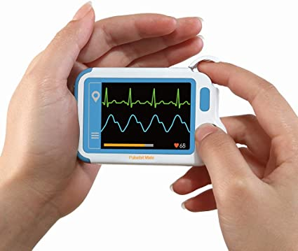Household Heart Performance for Fitness /& Sport Portable Heart Rate Monitor with PC Software General Wellness Use ECG//EKG Heart Health Tracker