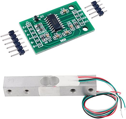 HX711 Weighing Sensor Module Load Cell AD Converter Precision Electronic Scale
