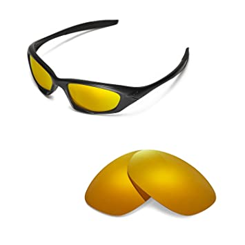 94b4691b34 Walleva Replacement Lenses for Oakley Twenty (2012 After) Sunglasses -  Multiple Options Available (24K