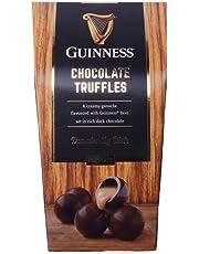 Tartufi di cioccolato scuro di lusso Guinness con centro aromatizzato Guinness 135gm