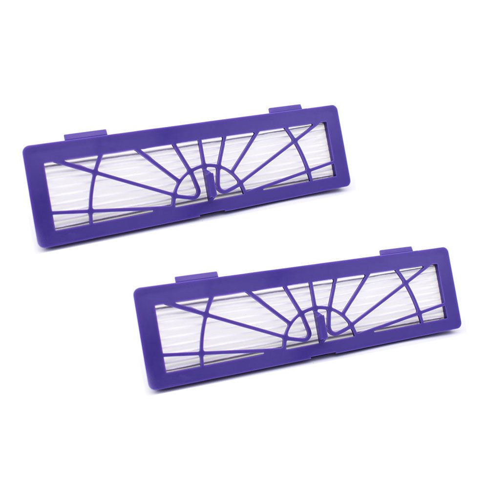 Neutop 2-pack High-Performance Filter replacement for all Neato Botvac Series, Botvac D80D85serie D e Botvac Connected D3D5
