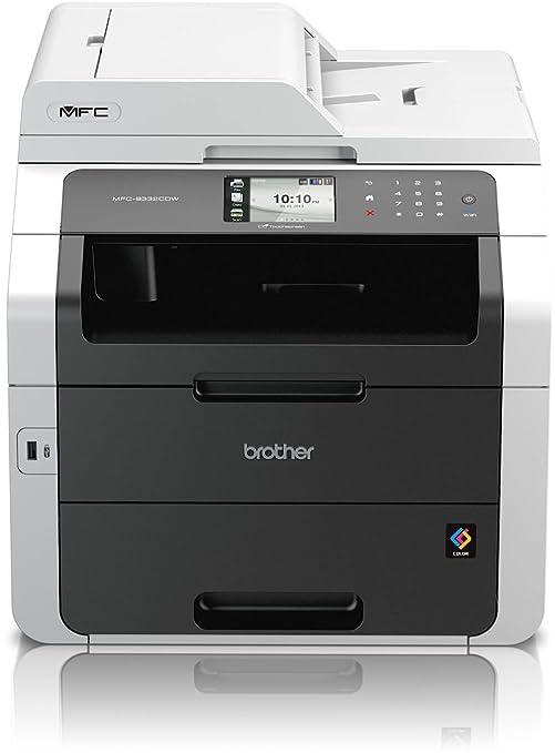 Brother MFC-9332CDW - Impresora láser multifunción (2400 x 600 dpi ...