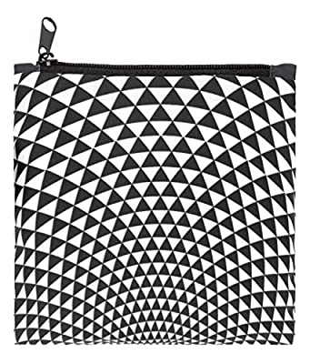 LOQI Pop Prism Reusable Shopping Bag, Multicolor