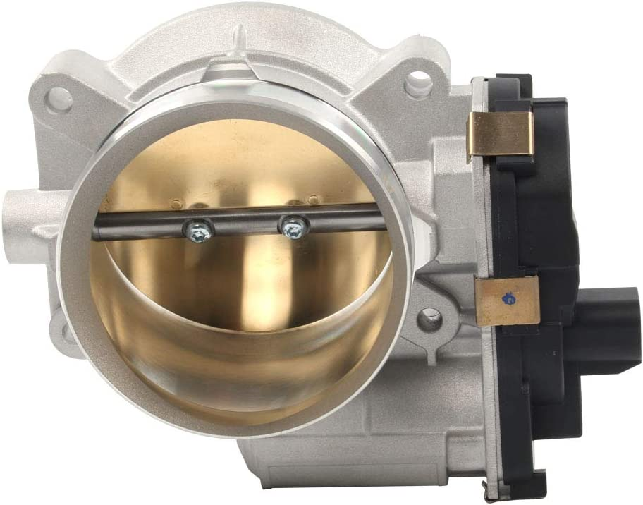 HOWYAA Fuel Injection Electric Throttle Body 217-3151 Fits 2009-2013 Chevy Silverado 1500 V8 6.2L 6.0L 5.3L 4.8L