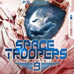 Überleben (Space Troopers 9) | P. E. Jones