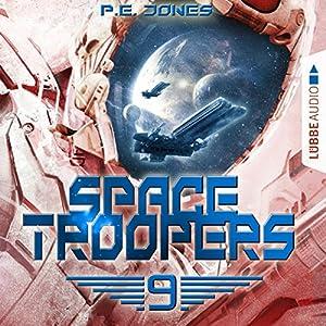 Überleben (Space Troopers 9) Hörbuch