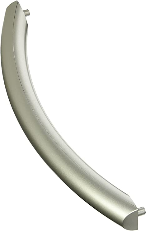 Amazon.com: Qualtex – Horno microondas de plata tirador de ...