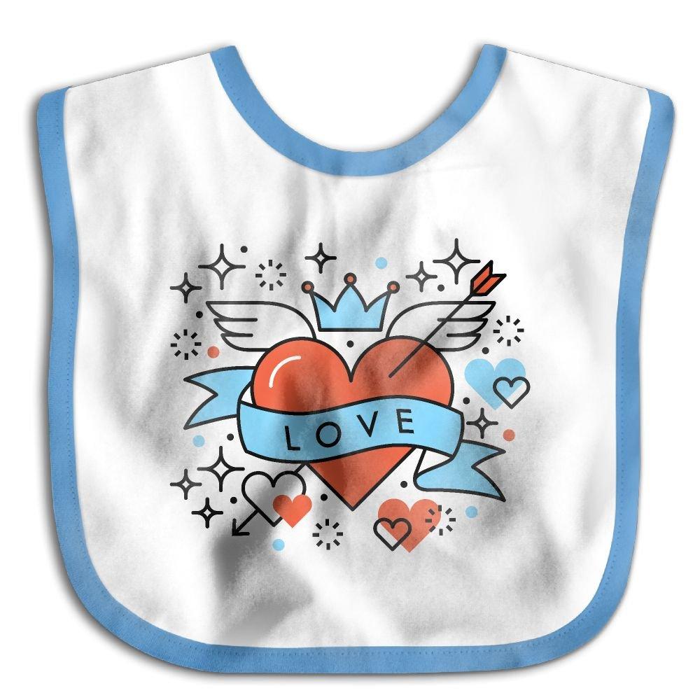 Love Heart Romantic Newborn Baby Girl Boys Romper Sleeveless Jumpsuit Playsuit Outfits
