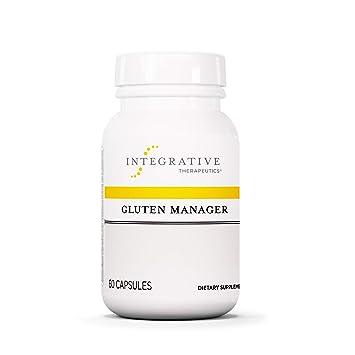 Amazon.com: integrative Therapeutics – Gluten Manager ...
