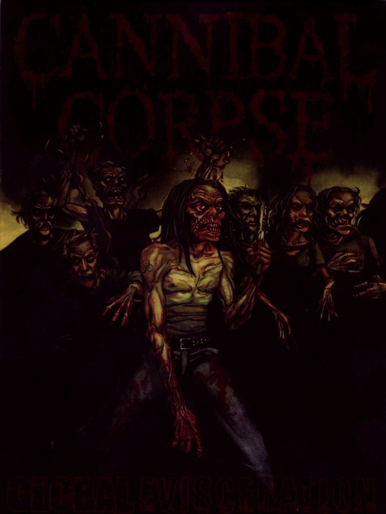 DVD : Cannibal Corpse - Global Evisceration (DVD)