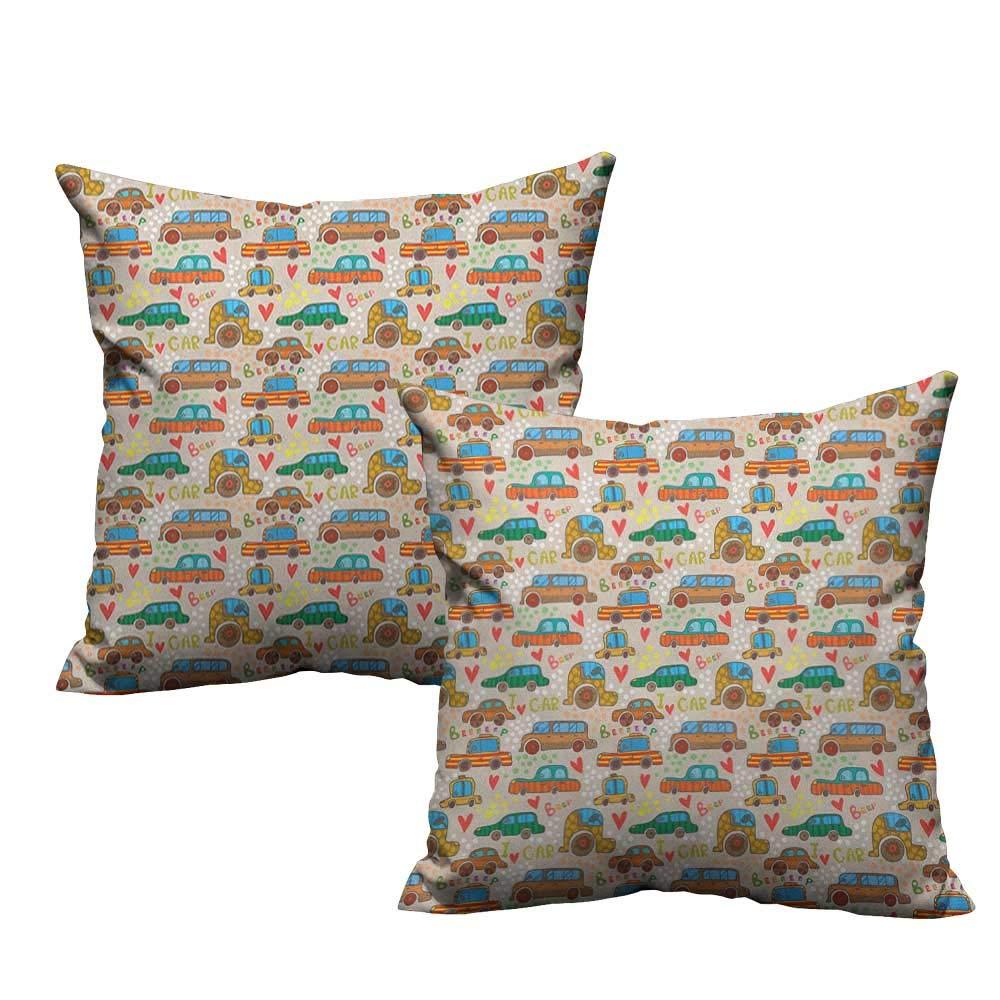 Amazon.com: RuppertTextile – Funda de almohada para coches ...