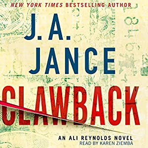 Clawback Audiobook