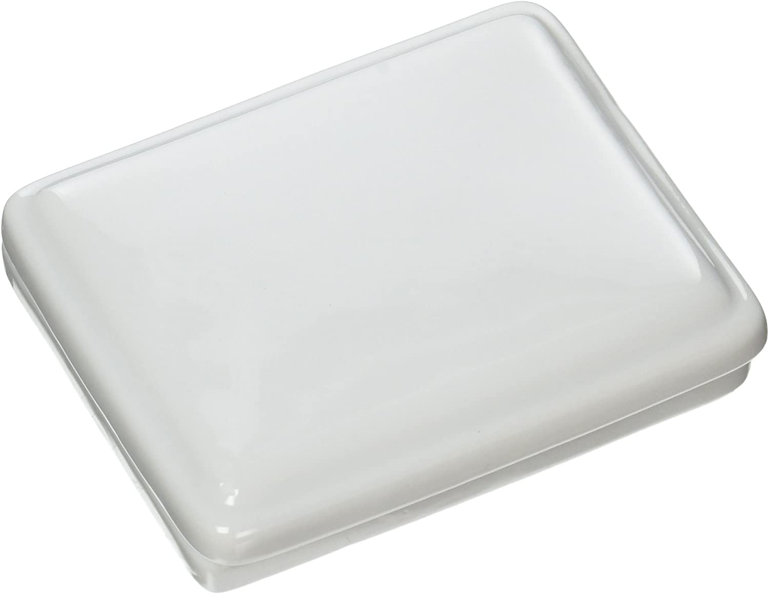 Тwо Расk Jack Richeson 420716 12-Well Porcelain Mini Mixing Tray Palette with Cover