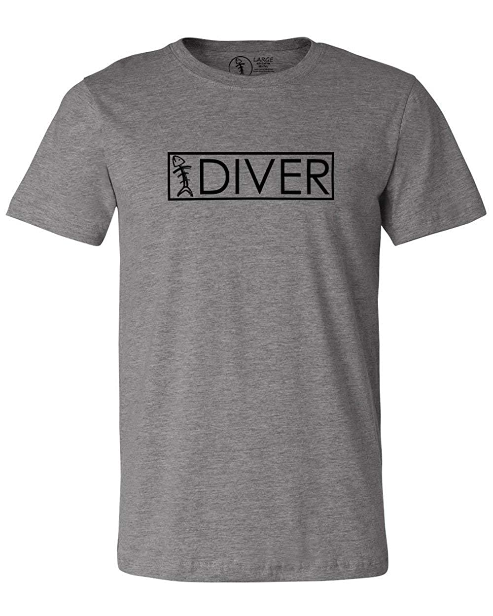Speared Spearfishing Shirt Diver