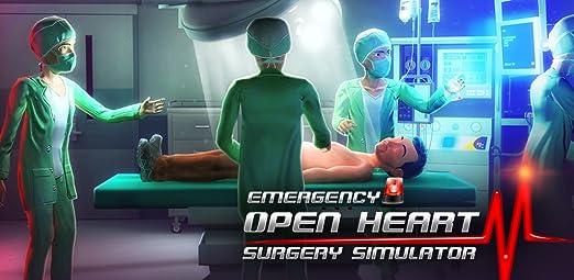Emergency Open Heart Surgery Simulator 3D