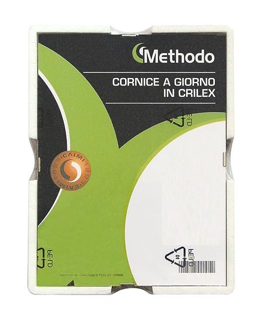 2 opinioni per Methodo K900112 Cornice a Giorno in Crilex